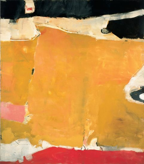 Perfectly ChaoticR Diebenkorn