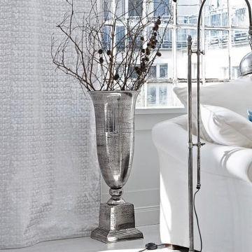 Floor vase Belfort - #mediterranean #vases # pots #plants #flowers    - Bodenvase dekorieren #bodenvasedekorieren