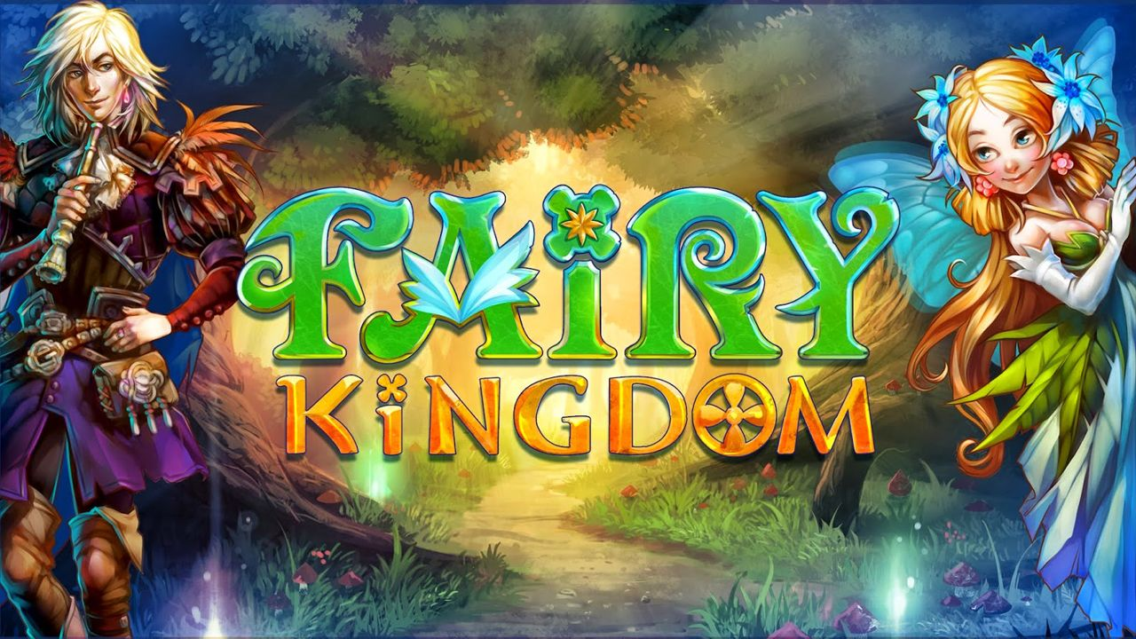 Fairy Kingdom World of Magic VER. 2.3.3 MOD APK