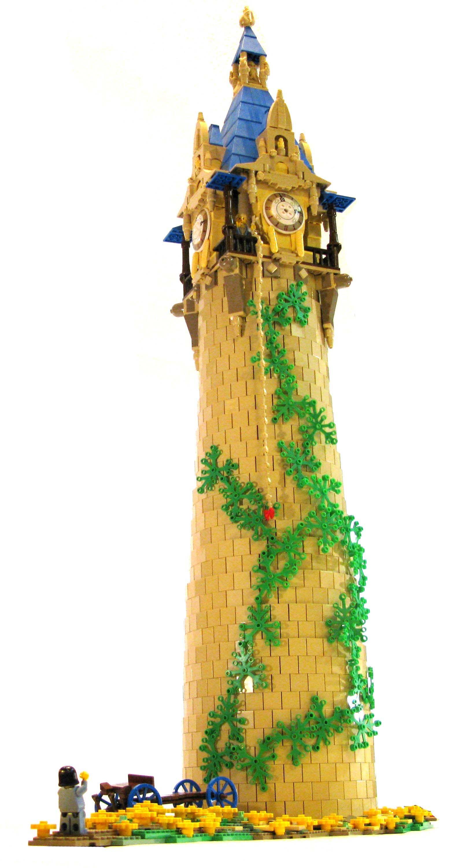 Rapunzel's Tower by Jordan Schwartz