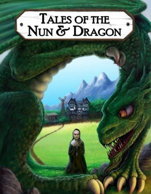Tales of the Nun & Dragon - coming soon from Fox Spirit