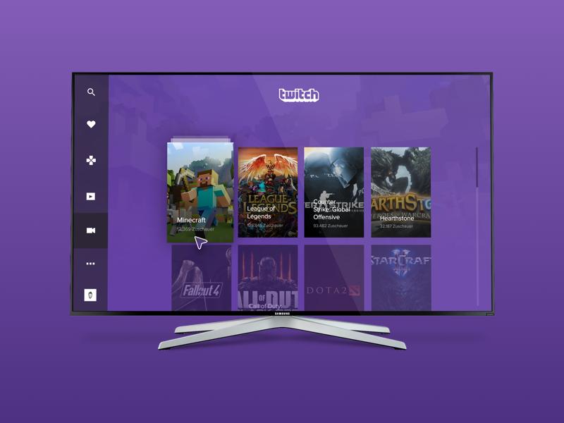 Day Tv App TVs App And Ui Ux - Minecraft hauser app