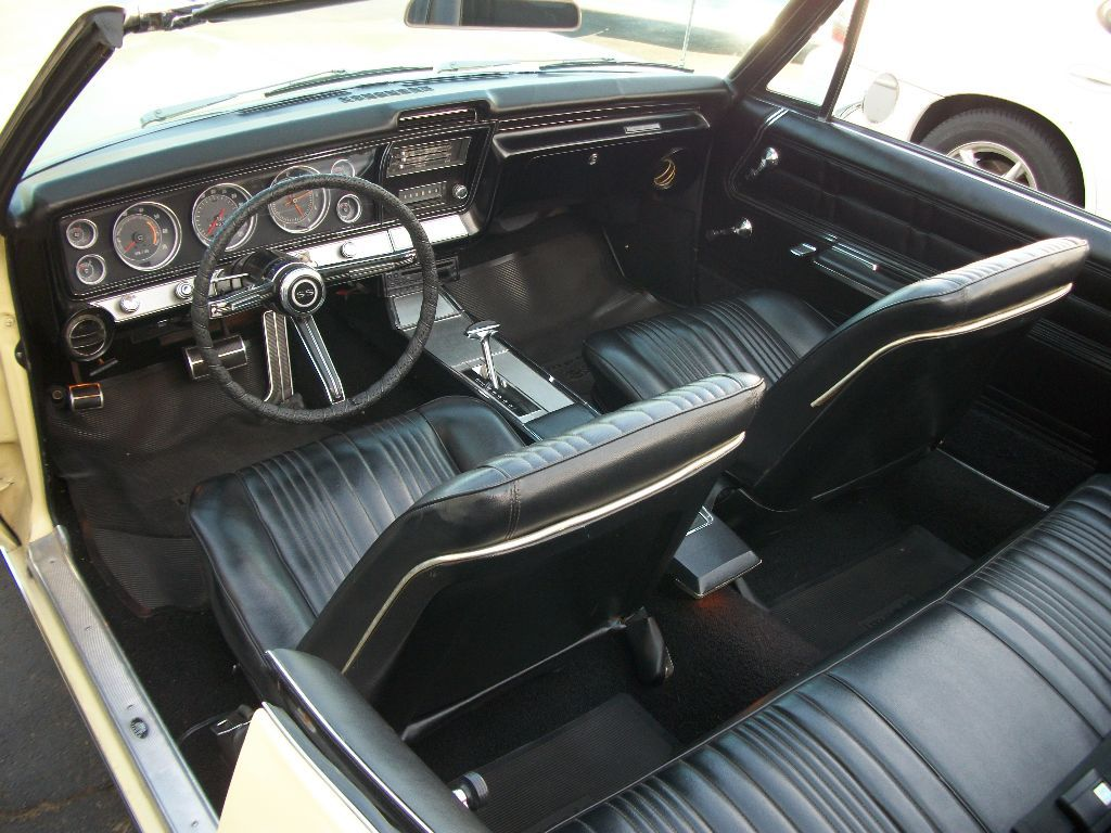 interior 67 chevy impala google search old cars