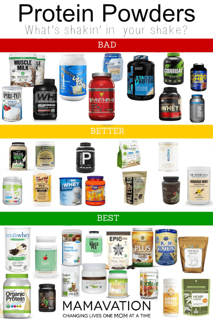Best Protein Powders Which Brands Are Better For Your Family