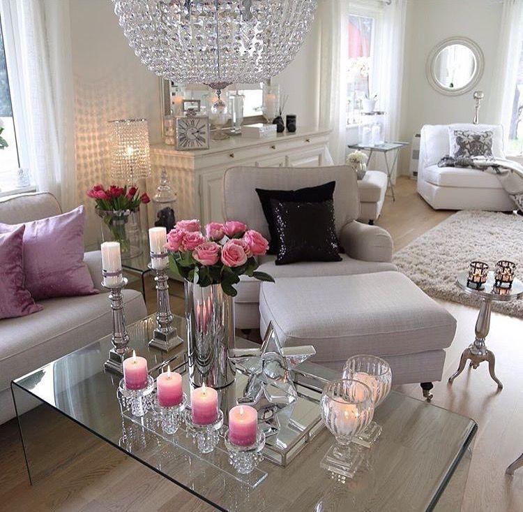 Dreams of home dreams of home pinterest sala de - Bandejas decoracion salon ...