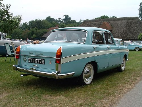 Austin Cambridge My Dad Use To Have One Of These Colour