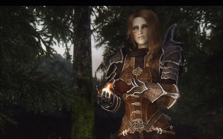 Demon Hunter Armor By Jojjo At Skyrim Nexus Mods And Community