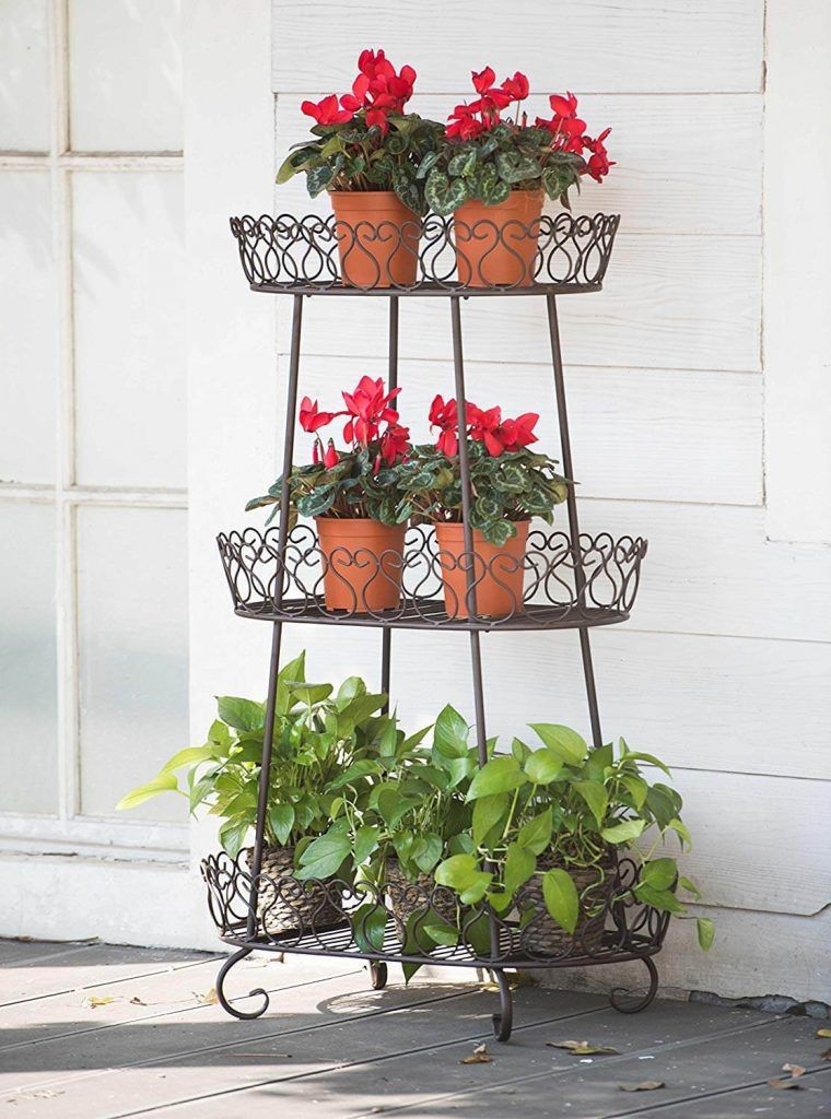 unique flower pots canada