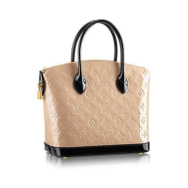 Lockit PM Monogram Vernis Leder - Handtaschen | LOUIS VUITTON