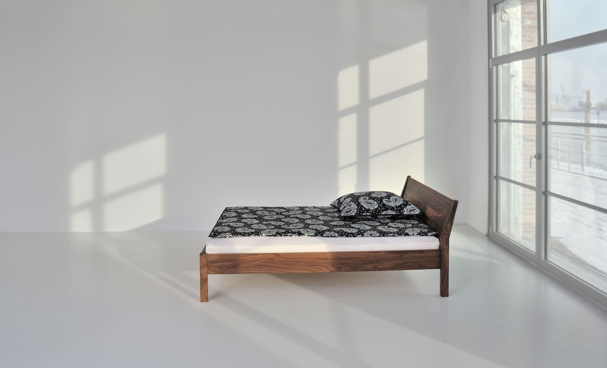 Mia Villa Couchtisch Wooden Bed Villa 2753a Custom Made In Solid Wood By Vitamin Design