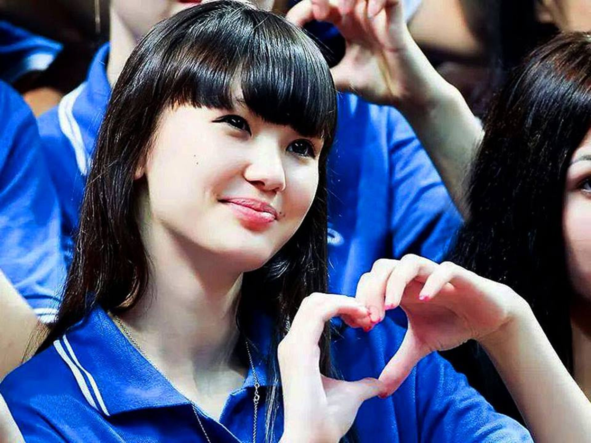 The beautiful Sabina Altynbekova volleyball player from