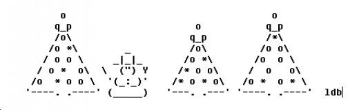 Christmas Ascii Art Noel Et Nouvel An Ascii Art Text Art Ascii