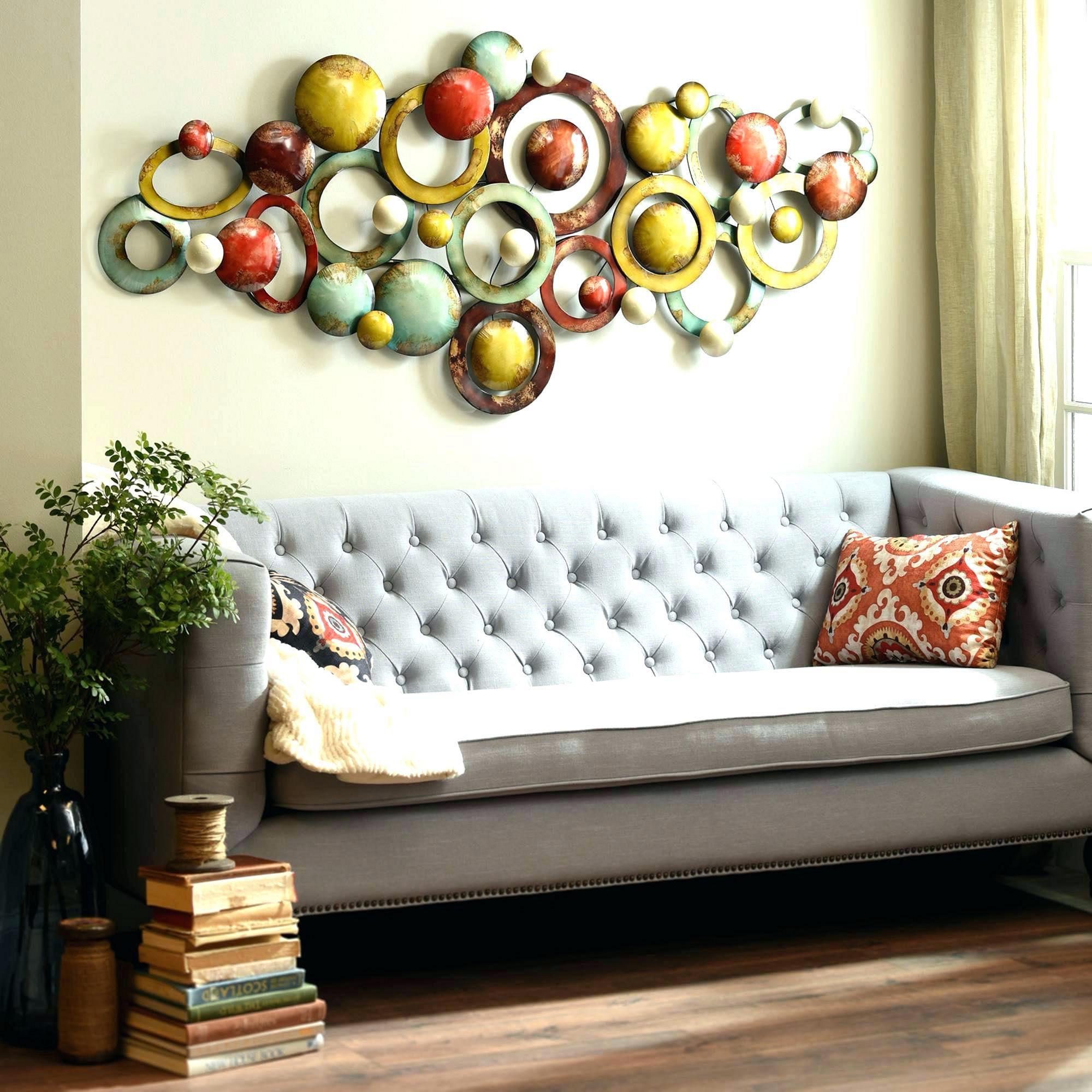 25+ Unique Wall Decor Design Ideas For Beauty Living Room ...