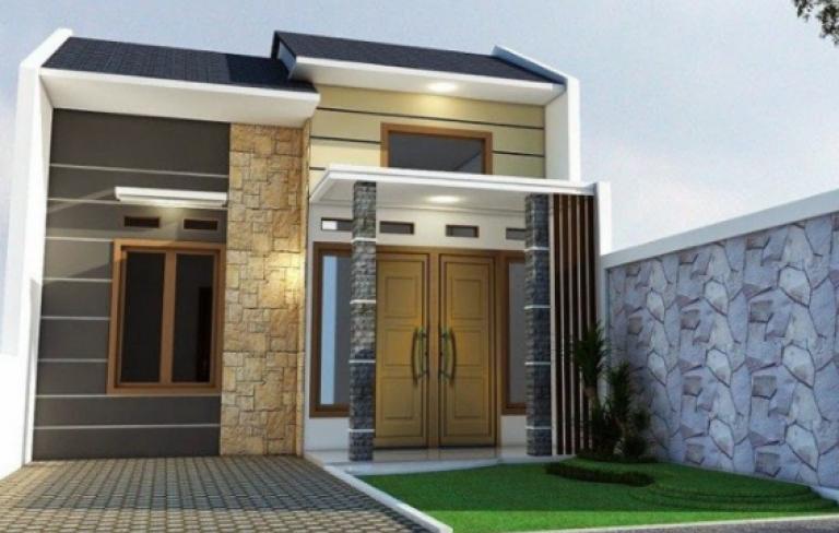20 Contoh Rumah Minimalis Sederhana Modern Tampak Depan Rumah Minimalis Home Fashion Desain Rumah Minimalis