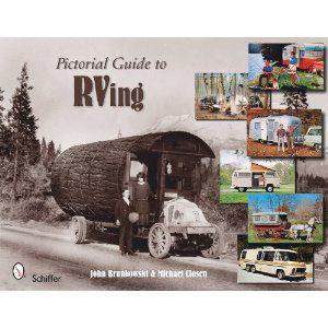 #This unique book presents vintage Recreational Vehicles (RVs) through 350 postcards.    http://wp.me/p27yGn-127