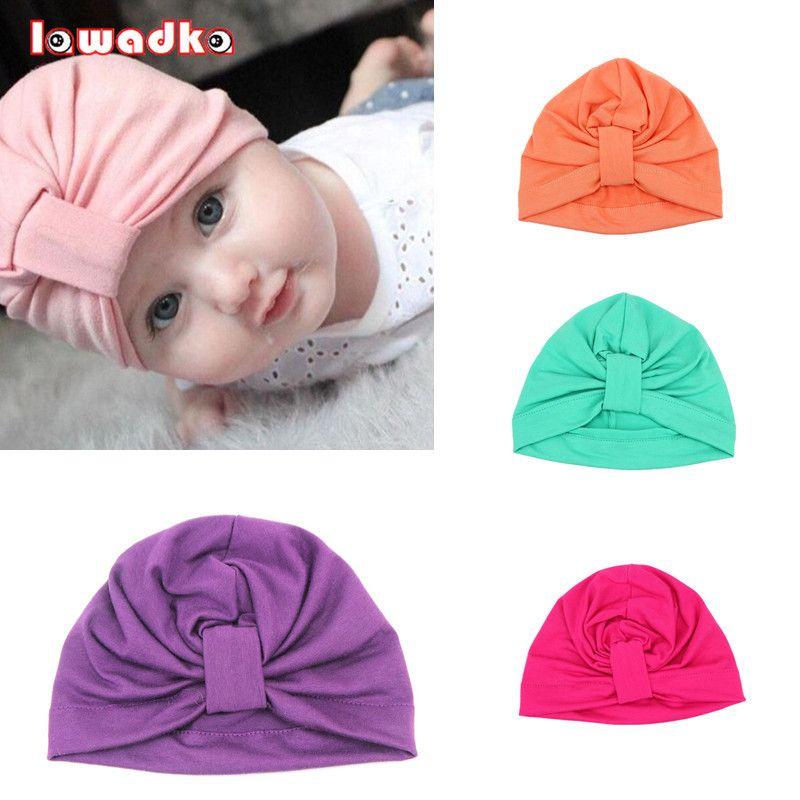아기 모자 어린이 아기 모자 남녀 소녀 소년 모자 신생아 사진 소품 캔디 컬러 비니 액세서리
