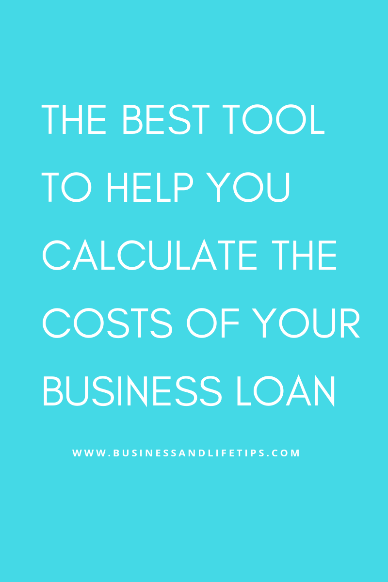 The Best Tool To Help You Calculate The Costs Of Your
