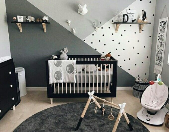 Babyroom Baby Room Baby Room Paint Ideas In 2020 Kinder Zimmer Babyzimmer Kinder Zimmer Madchen