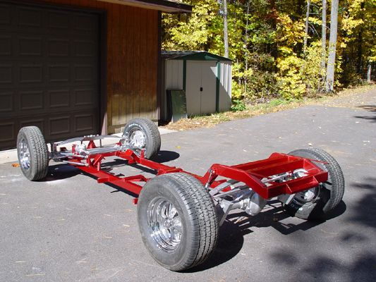 Twin I Beam Ford Front Suspension Hot Rod Cars I Beam