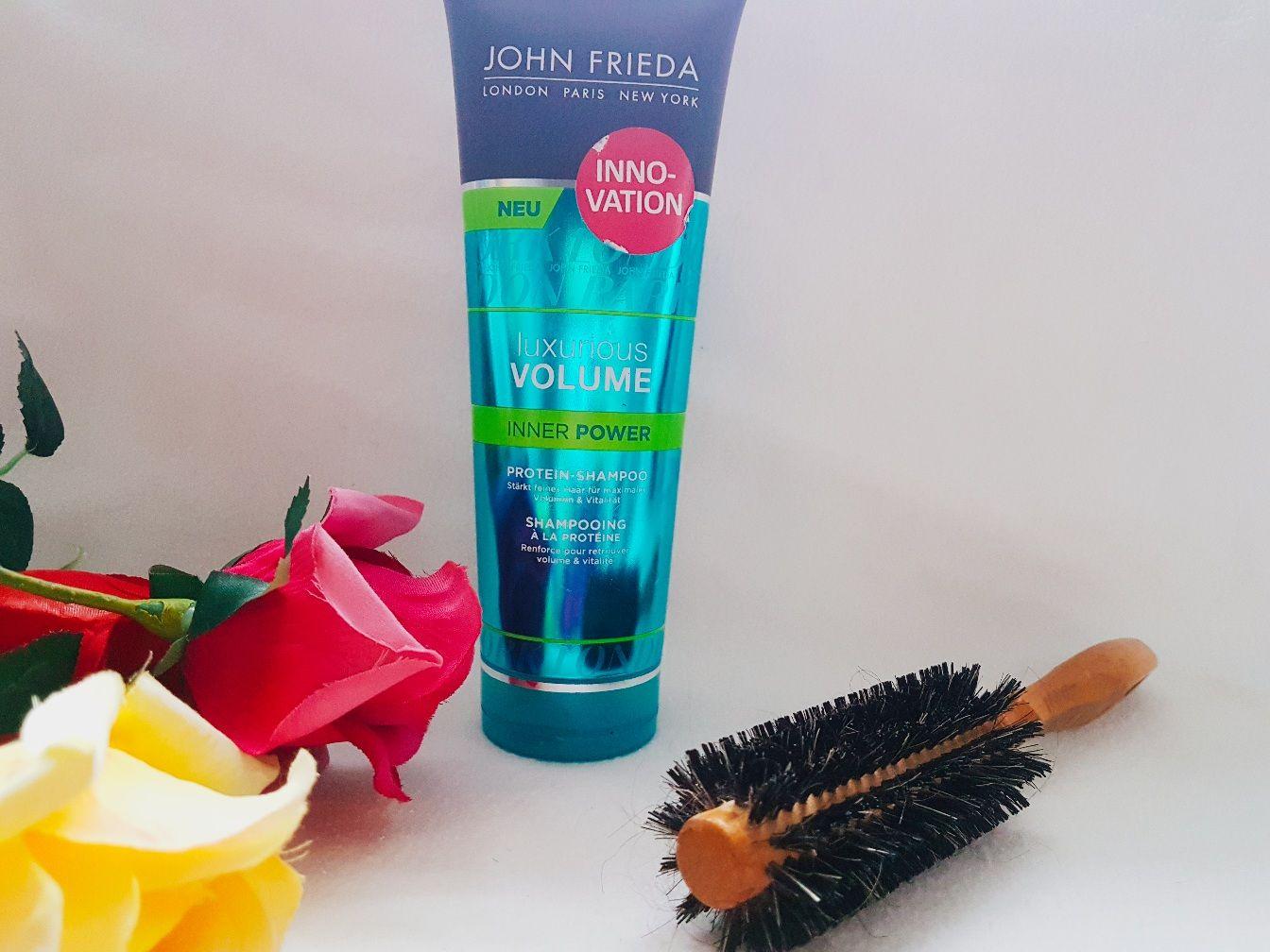 Luxurious Volume Inner Power Protein Shampoo