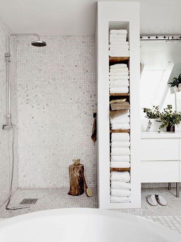 badkamer wit grijs hout - Google zoeken - d w e l l i n g ...