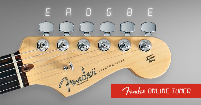 Guitar Tuners By Fender Free Tuners For Electric Acoustic Bass And Ukulele Guitar Tuners Basic Guitar Lessons Learn Guitar