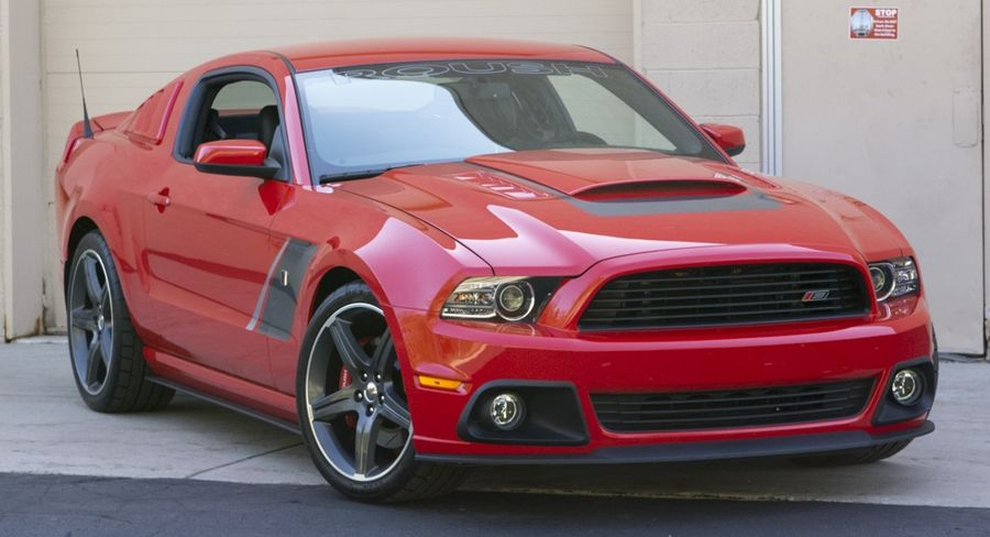 Driven 2014 Roush Stage 3 Mustang Ford Mustang Ford Mustang Gt