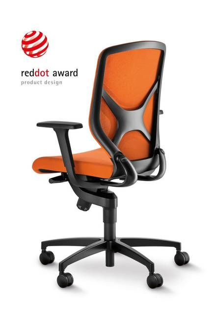 Wilkhahn IN 3D chair winner of red dot design award Best of Neocon Gold