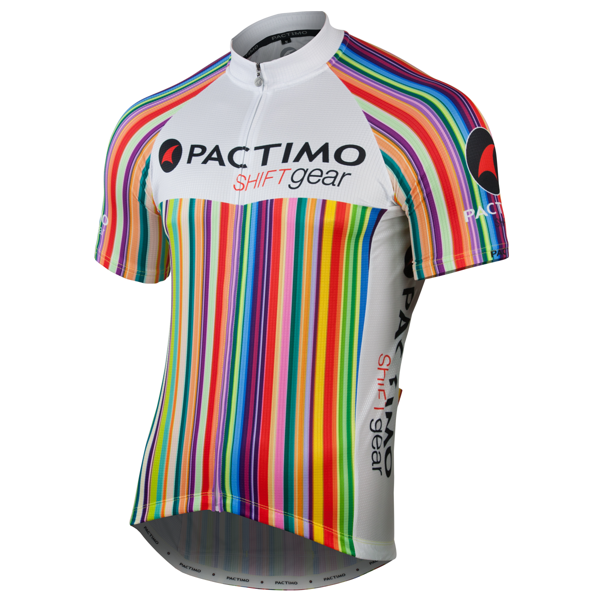 93800f5e6 House - Men s Designer Cycling Jersey - Rainbow - Pactimo