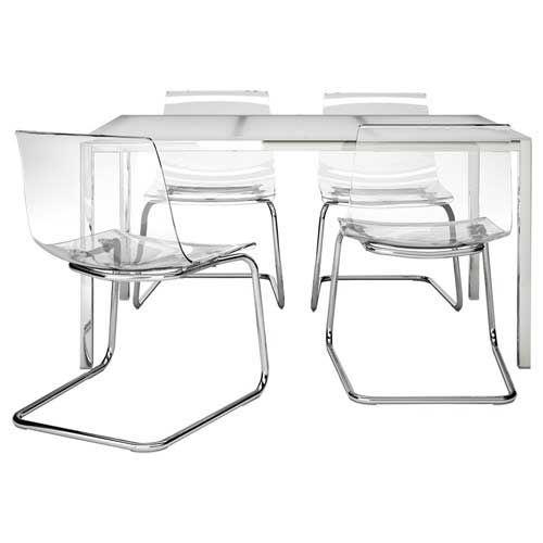 Ikea Masalar   Yemeğin Lezzetini Artıran 22 Muhteşem Ikea Mutfak Brilliant Ikea Glass Dining Room Table Review
