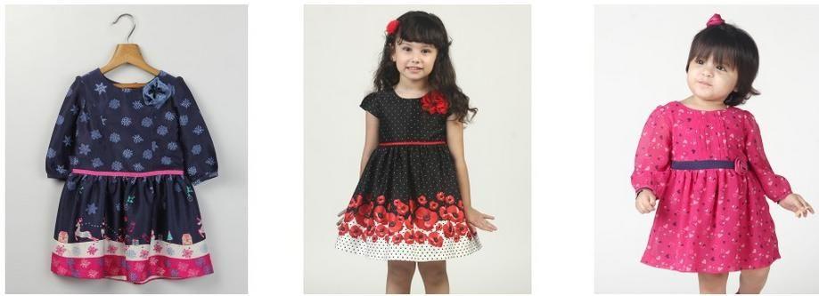 Flat 40% off on Baby Girls Dresses @ BeebayOnline