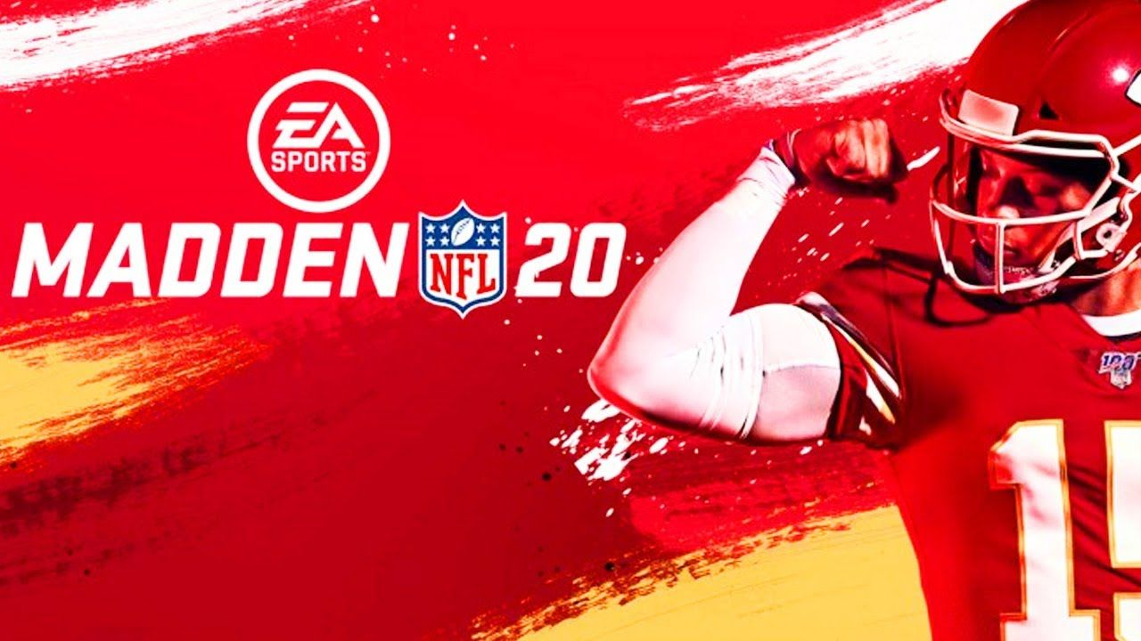 Madden 20 Official Reveal Trailer Face Of The Franchise Ft Patrick Mahomes With Images Madden Nfl