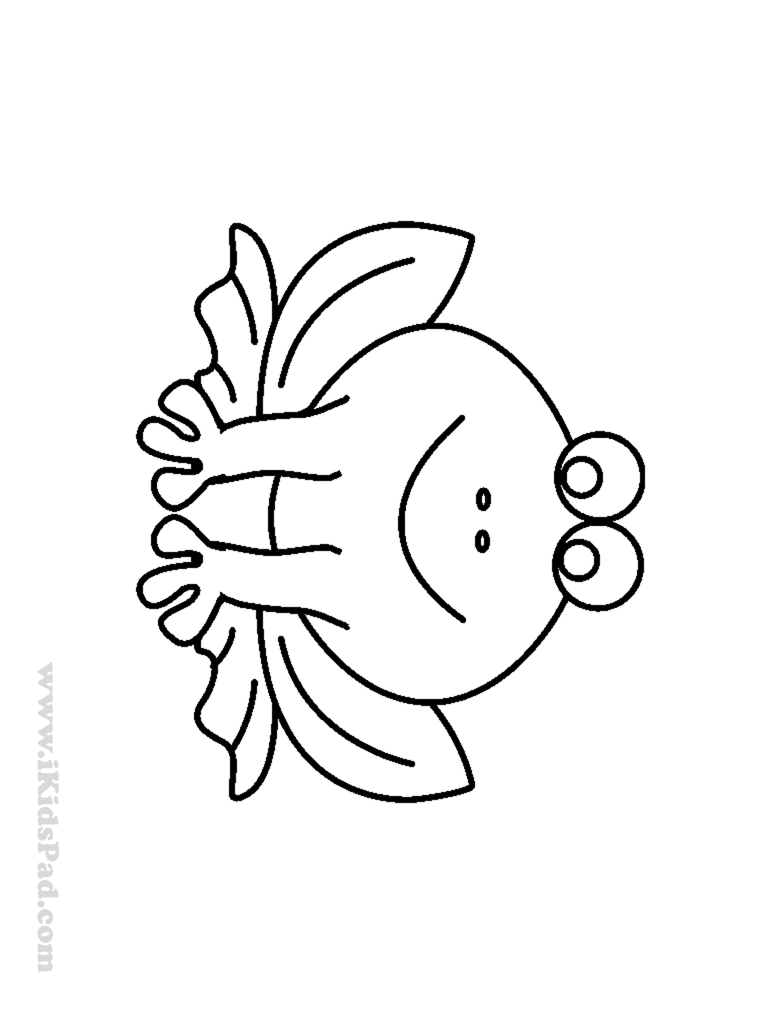 - Printable Coloring Pages For Toddlers Free Printable Simple And