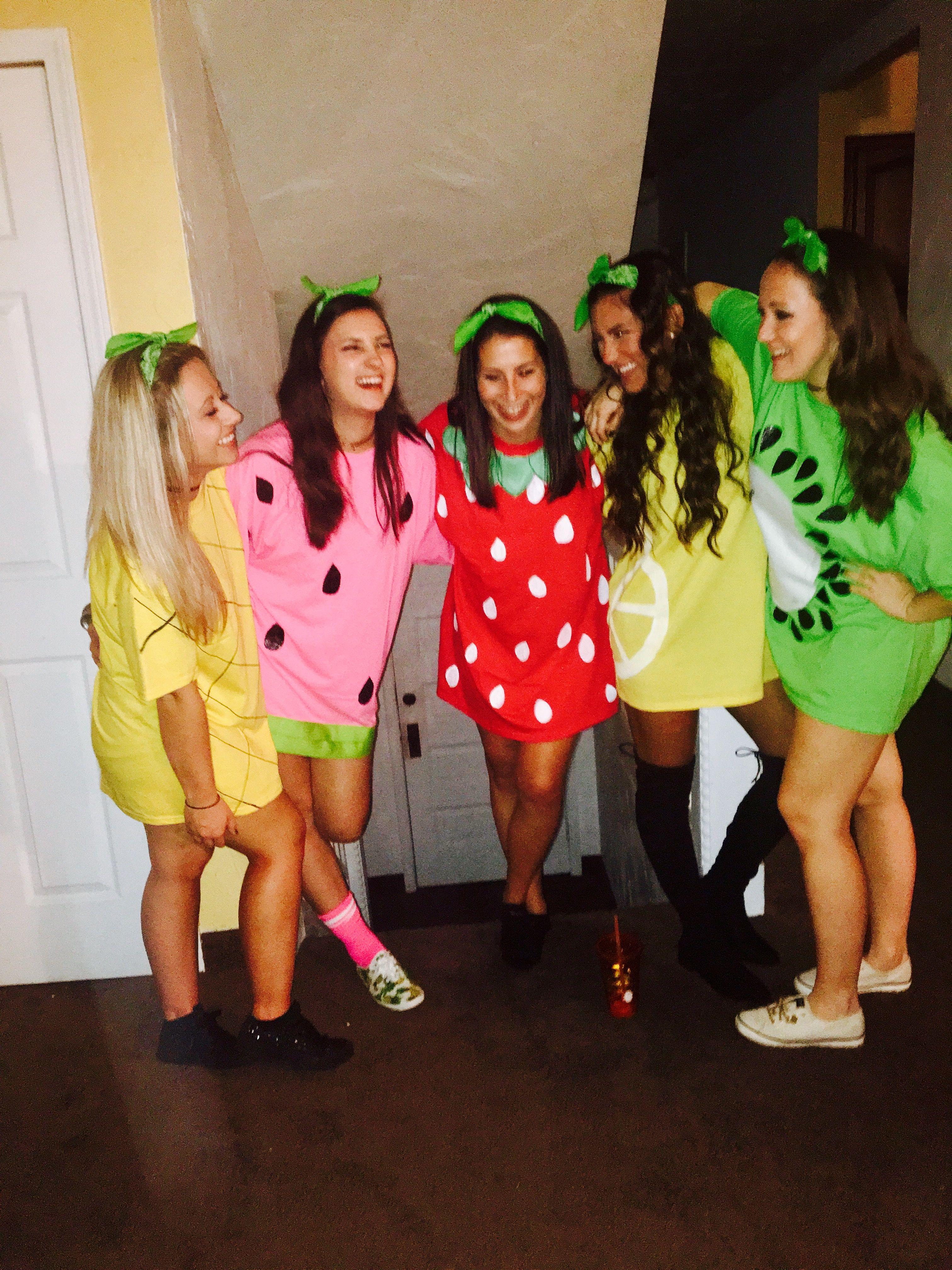 3 Person Costume Ideas : person, costume, ideas, Fruit, Halloween, Costume, #fruity, #halloween, #costume, Person, Costumes,, Costumes, Teens, Girls