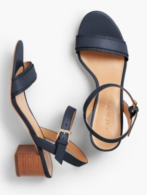 1f797bd9c98 Talbots: Mimi Fringed Sandals   Products in 2019   Shoes, Fringe ...