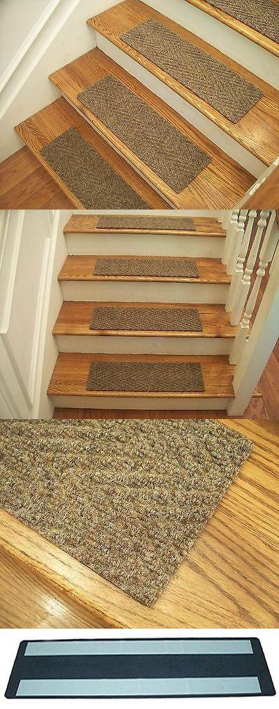 Best Details About Premium Carpet Stair Tread Sets 400 x 300