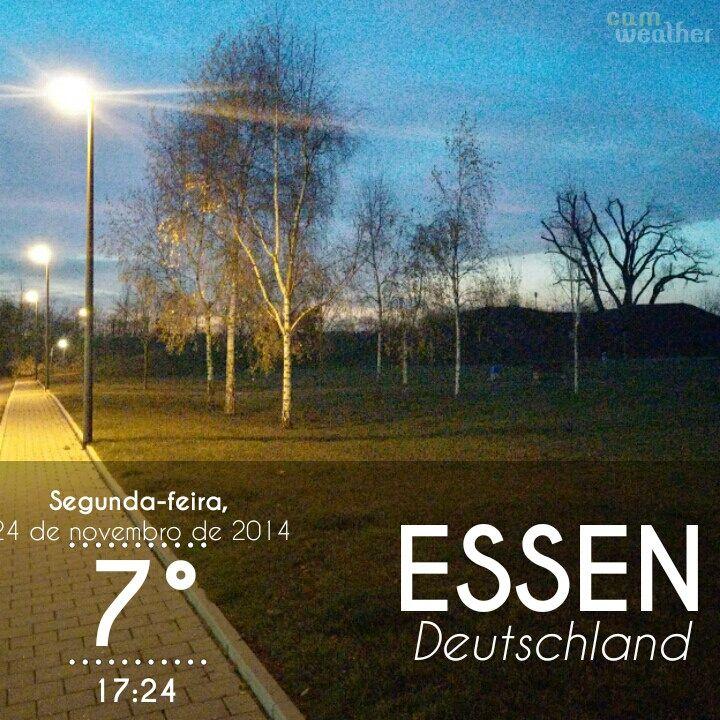Weather Essen