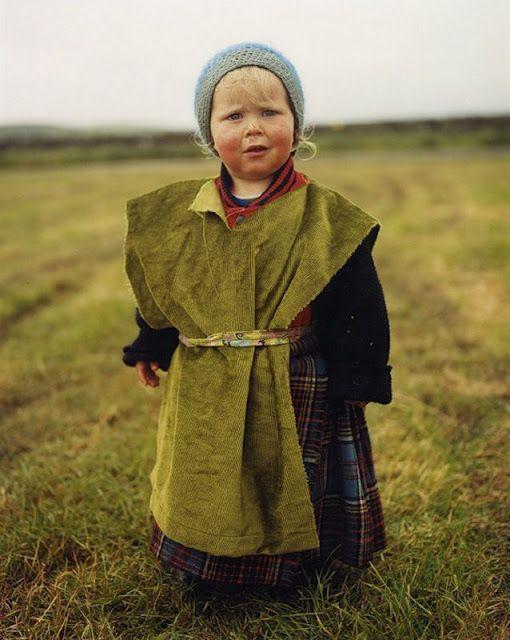 English Gypsy Child