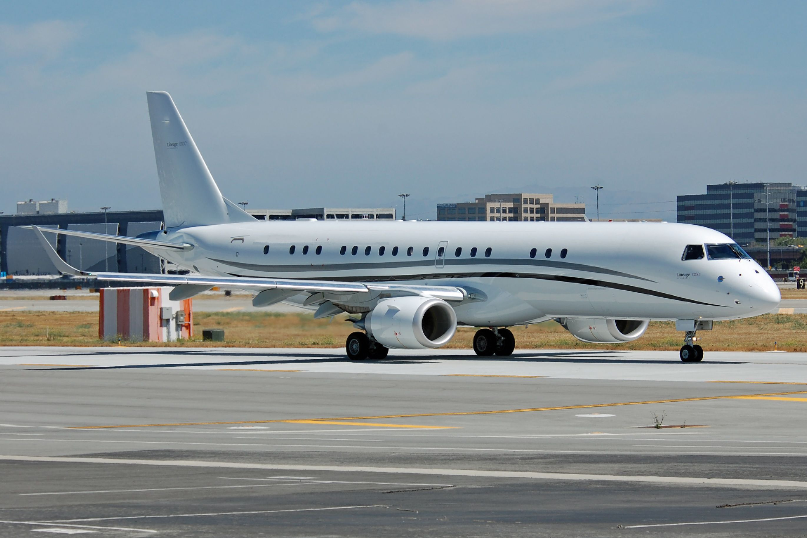 Embraer have taken the EMB190 and fitted additional fuel