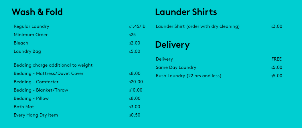 Laundry Bin Experiment Dry Cleaning Prices Wash And Fold Dry
