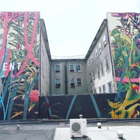 Have you checked out the artwork from @vanmuralfest? Our city is colourfully…