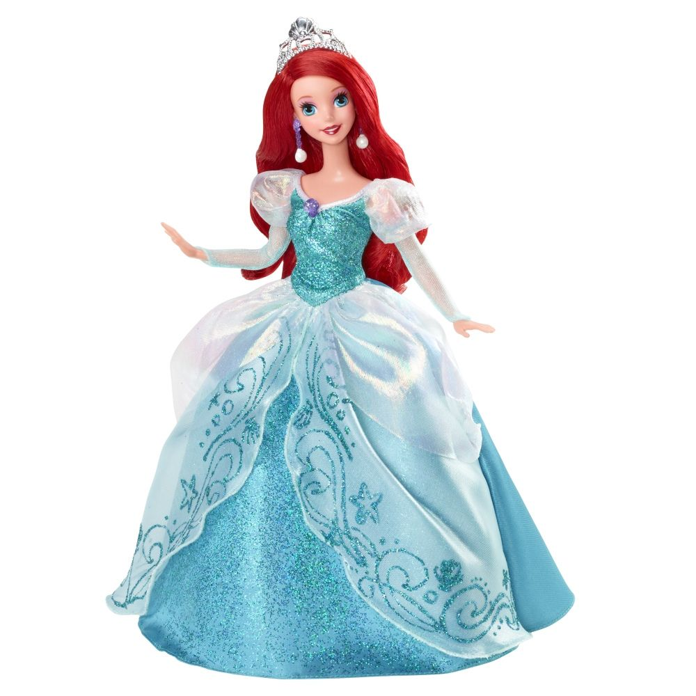 Disney Collection Princess Ariel The Little Mermaid Collectible 12 inch Doll NIB