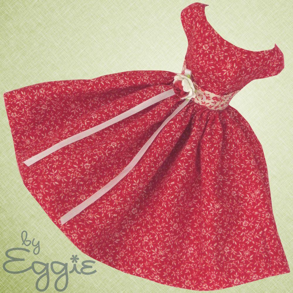 Positive Outlook- Vintage Barbie Doll Dress Reproduction Repro ...