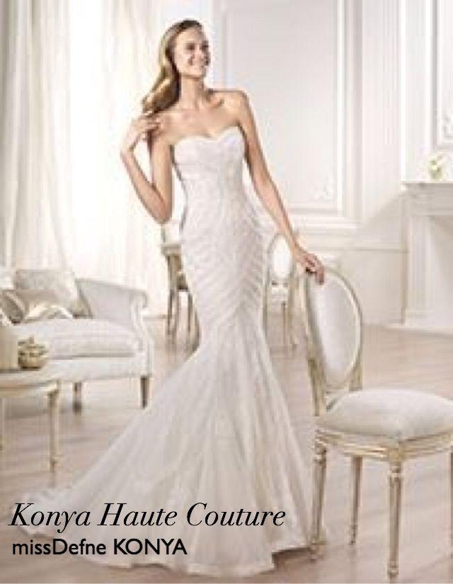 Photo of Konya Haute Couture Gelinlik te ozel dikim missDefne KONYA #bruidsmode #hochzeit…