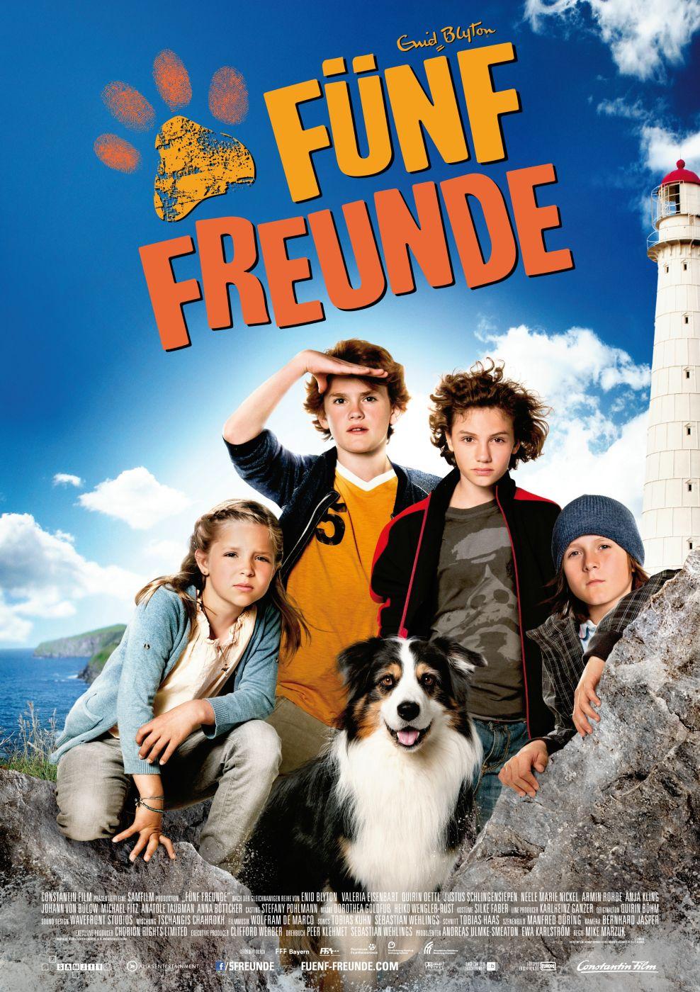 Hannalena90 Funf Freunde 1 Funf Freunde Freunde Kinderfilme