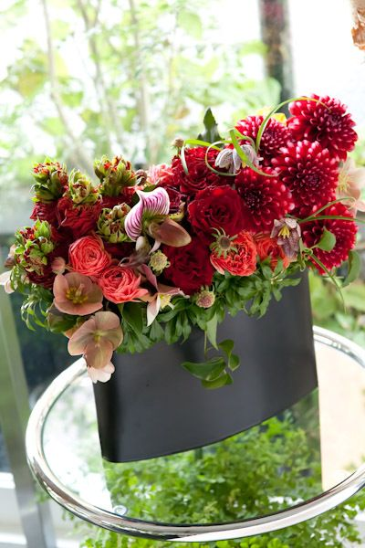 Floral arrangement jardin du i 39 llony flower for Arrangement jardin