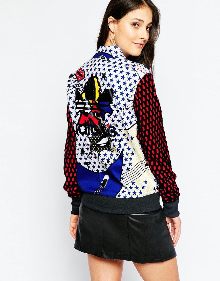 9fb9c8e2095 Adidas Rita Ora Super Track Jacket | Clothing Wish List | Rita ora ...