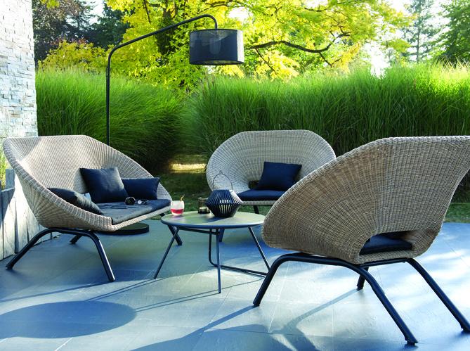 Quoi De Neuf Cet Ete Au Jardin Elle Decoration Outdoor Furniture Outdoor Furniture Sets Modern Outdoor Furniture