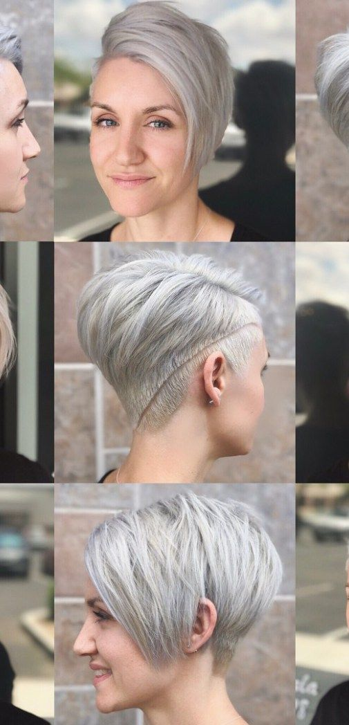 10 Trendy Short Hairstyles For Women Over 40 Short Hair Lv