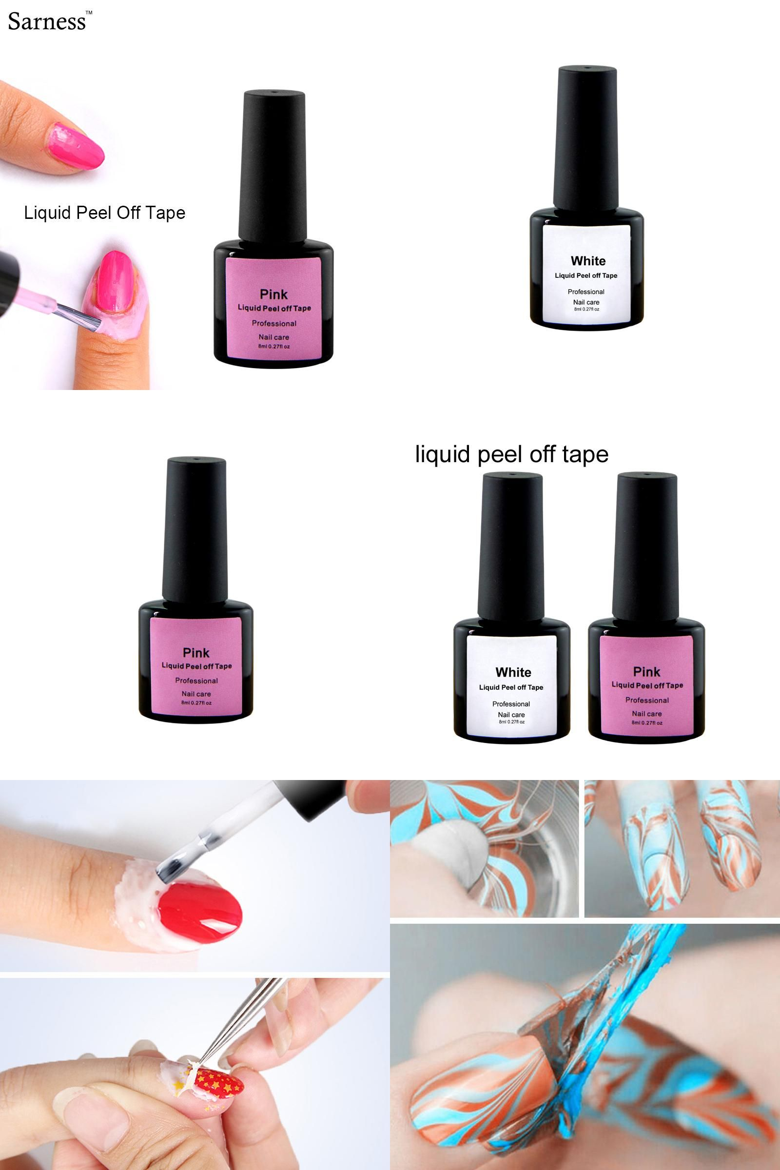 Visit to Buy] New Water Transfer Nail Art Stickers Nail Decals Cute ...